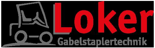 Loker Gabelstaplertechnik Logo
